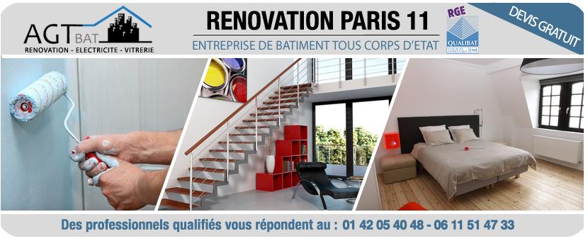 r novation paris 11 agt bat 01 42 05 40 48 renovation 75011. Black Bedroom Furniture Sets. Home Design Ideas